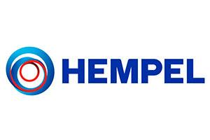 Logotipo del proveedor de pinturas Hempel