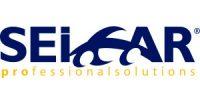 Logotipo de la marca de pinturas Seikar