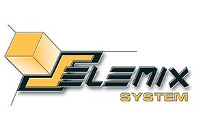Logotipo de la marca de pinturas Selemix