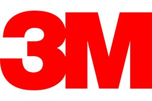 Logotipo de la marca 3M proveedor de pintura