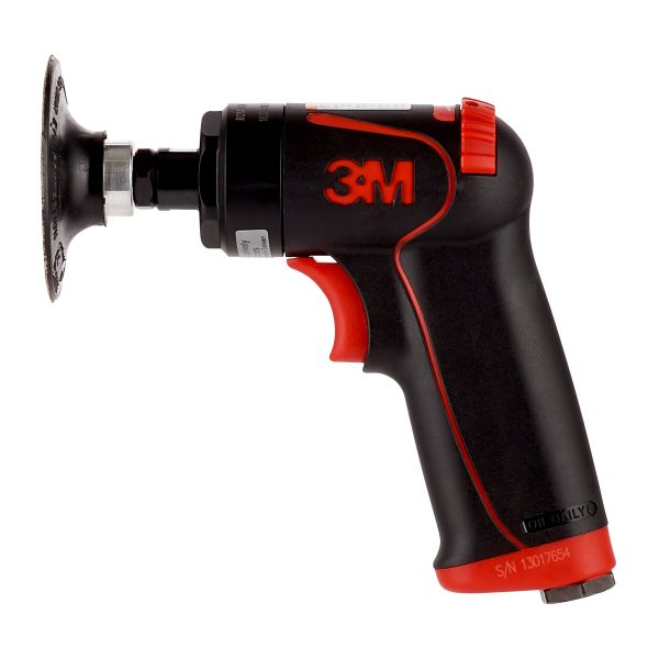 la amoladora para pulir coche acodada de 3m es perfecta para el decapado de pintura y limpieza de soldaduras