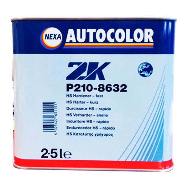 endurecedor de pintura express 2k 8631 uhs para barniz hs p190-6560