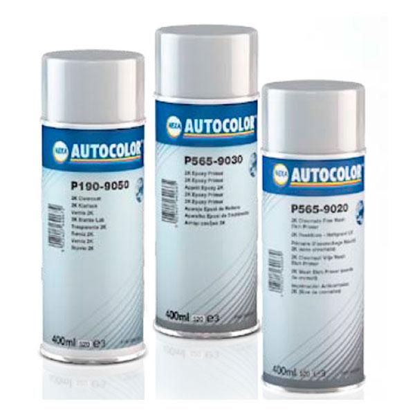 la pintura epoxi spray para la imprimación de las reparaciones de vehículos profesionales