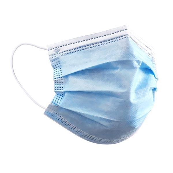 comprar mascarilla quirúrgica desechables de triple capa y acabado termosellado