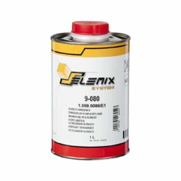 catalizador acrílico 9-080 para selemix 7-110 para la reparación de la carrocería de coches